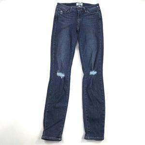 Paige Jeans Verdugo Ultra Skinny Sz 26